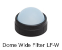 Dome Wide Filter LF-W